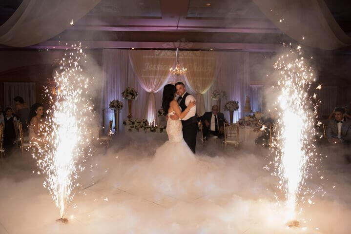 Minnesota Wedding DJ Spark Effect